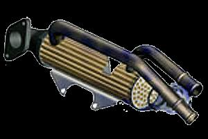 Теплообменник на выпускной трубе отопите как правильно поменять теплообменник в газовой колонке